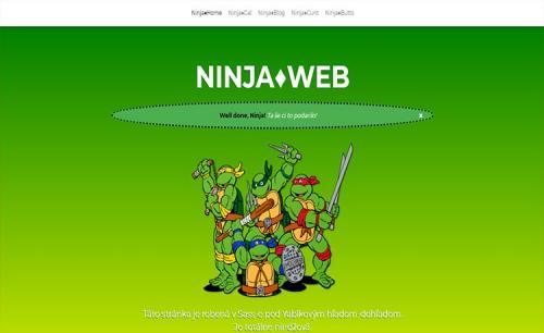 002 sass ninjaWeb